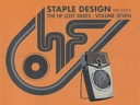 2001 - Staple Design Presents the HF Lost Mixes Volume Seven